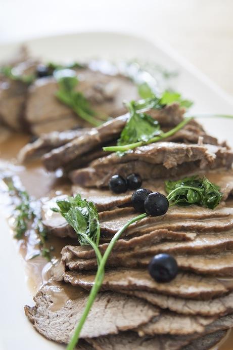 Porterstek är en klassiker som ska ätas med mängder av den goda såsen, utan dåligt samvete.