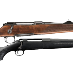Duell: Ruger American vs Mannlicher Classic