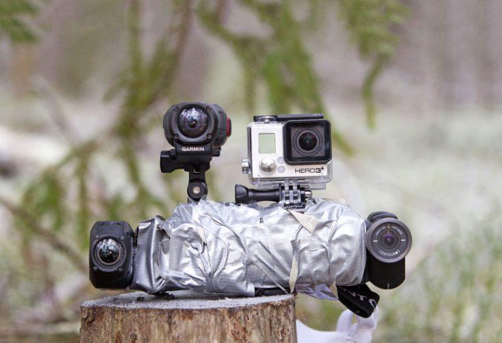 TEST: Actionkameror