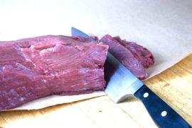 Möra-köttskolan del 1:   Låt kniven göra jobbet