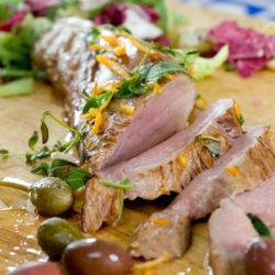 Möra-köttskolan del 4:  Salt torkar inte ut, det mörar köttet