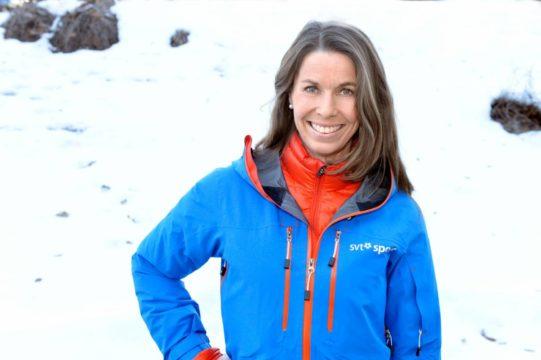 """Magdalena Forsberg programledare för """"Mitt i naturen"""""""
