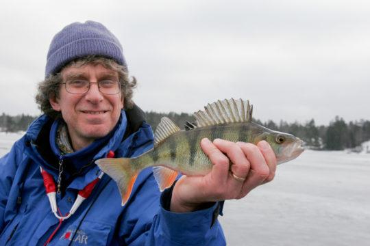 Sportfiskemässa i Jönköping