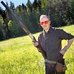 Jaktmarker & Fiskevattens testare Peter Hahn.