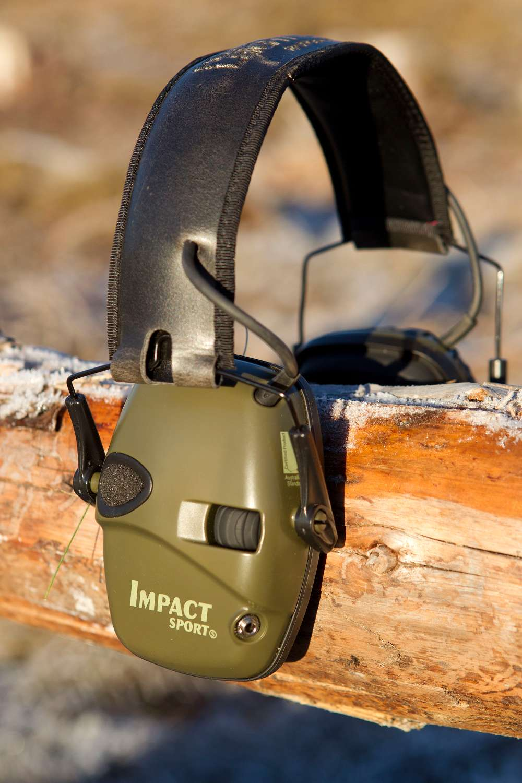Test Hörselskydd.