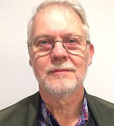 Kjell Rönnö examinator på Ljusterö skjutbana