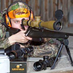 Test av kikarsikten: Lyckas med långa skott på älgjakten
