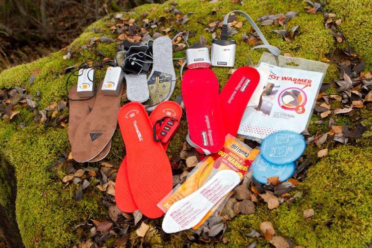 TEST: Värmesulorna som håller dig varm om fötterna på passet