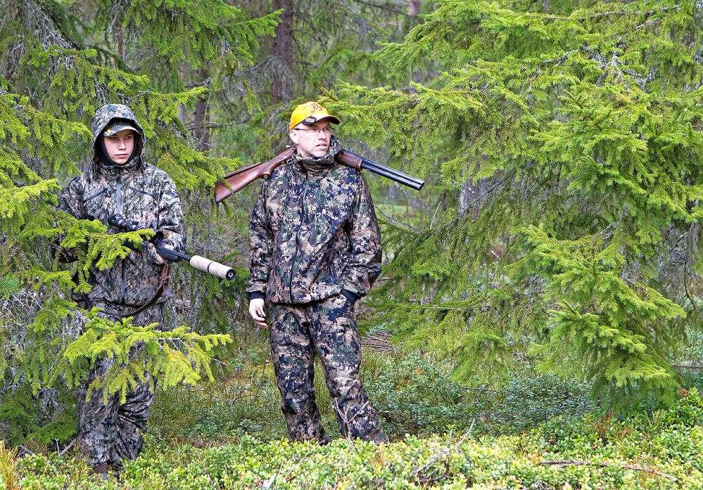 Varma plagg för jakt och fiske – Jaktmarker och Fiskevatten