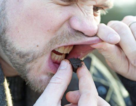 Snusande jägare riskerar hörselskador