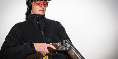 SM-vinnare testar ny Beretta