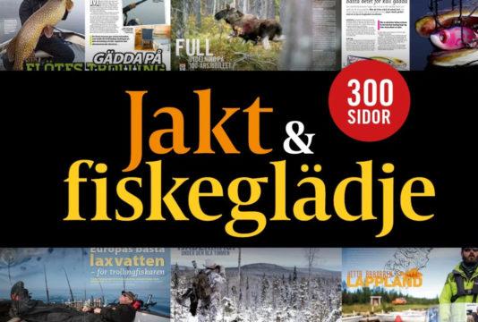 300 sidor gratis jakt- och fiskereportage!